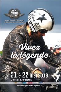 moto légende prenois