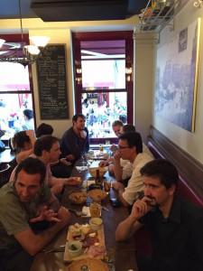 capec participe au café de l'industrie 1ere tournée du patron destiné aux créateurs repreneurs d'entreprise