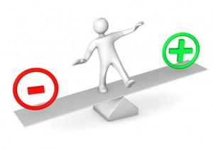 avantage et inconvénient choix statut social