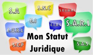 choix statuts juridiques