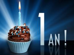 anniversaire 1 an blog CAPEC Bistrot des créateurs