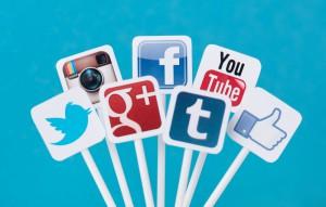 être présent sur les réseaux sociaux