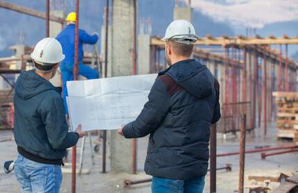 créer entreprise bâtiment
