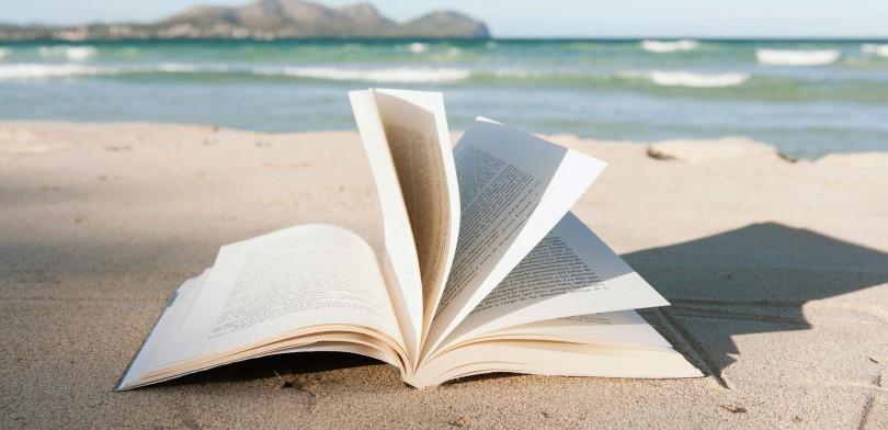 livre plage été